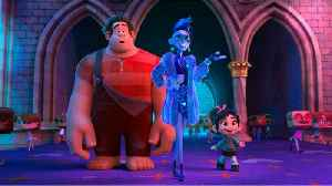 'Ralph Breaks The Internet' Maintains No. 1 Spot [Video]