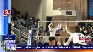 Washington sweeps Creighton volleyball, Bluejays knocked out of the NCAA Tournament [Video]