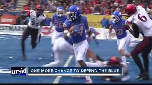 Boise State hosts Fresno State for all the marbles in the Mountain West Conference [Video]