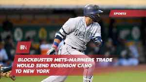 A Baseball Mega Trade Is Happening [Video]