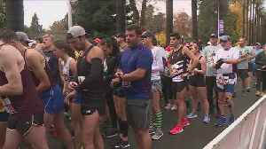 Roads Closed Downtown For California International Marathon [Video]