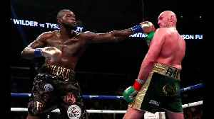 Wilder retains WBC heavyweight title after showdown with Fury ends in split decision draw [Video]