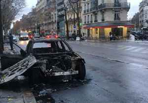 News video: Parisians Wake to Scenes of Destruction Following Violent Protests