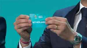 Netherlands draw Germany in pick of Euro 2020 qualifying groups [Video]