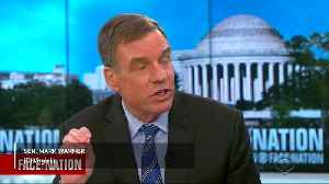 Sen. Warner says Trump Tower plans in Moscow reveal more ties to Russia [Video]