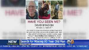 Search Continues In Idyllwild For 80-Year-Old Man With Alzheimer's Disease [Video]