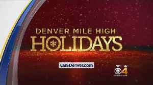 Holiday Season Shines In Denver [Video]