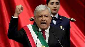 Mexico's Lopez Obrador Promises Radical Change During First Speech [Video]