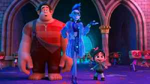 News video: 'Ralph Breaks the Internet' Makes It To The Top Of The Box Office Again