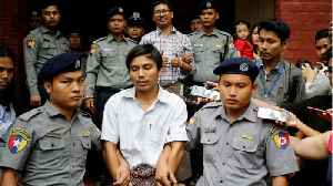 Myanmar Journalists, Lawyers Raise Concerns Over Jailing of Reuters Reporters [Video]