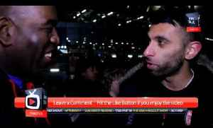 Arsenal 2 Fulham 0 - It's A Mystery Is Cazorla Right or Left Footed? [Video]