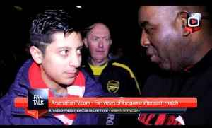 Arsenal 2 Cardiff City 0 - The Conditions Affected Us - ArsenalFanTV.com [Video]