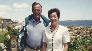Sen. Susan Collins reflects on George H.W. Bush's