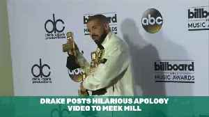 Drake And Meek Mill Feud Gets Funny [Video]
