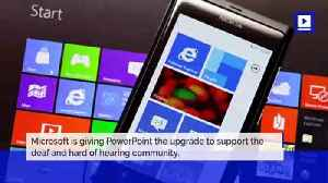 Microsoft Powerpoint Adding Real-Time Captions and Subtitles [Video]