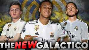 Real Madrid To Spend €327M On New Galactico Signing! | #VFN [Video]