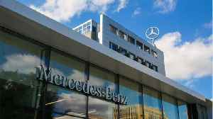Mercedes Holds Lead Over BMW In U.S. Luxury Car Sales [Video]