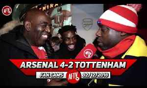 Arsenal 4-2 Tottenham | Would Wenger Have Made Those Changes At Half Time? (Fans Heated Debate) [Video]