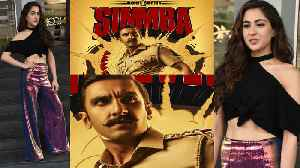 Simmba Trailer: Sara Ali Khan LOOKS beautiful at event; Watch Video | FilmiBeat [Video]