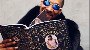 Snoop Dogg's New Cookbook 'From Crook to Cook' [Video]