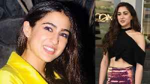 Sara Ali Khan has a FAKE Instagram account for THIS Shocking reason | FilmiBeat [Video]