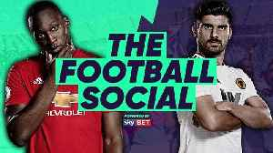 The Biggest UNDERDOGS In The Premier League Are... | Manchester United 1-1 Wolves #TheFootballSocial [Video]
