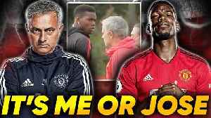 Is Paul Pogba Forcing Manchester United To SACK Jose Mourinho?! | FIFA 19 GIVEAWAY!! | #VFN [Video]
