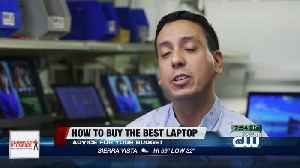 Consumer Reports: How to buy the best laptop [Video]