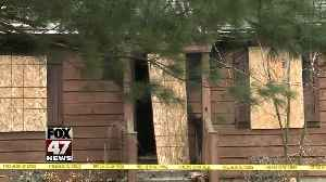 UPDATE: Man serious condition after house fire [Video]