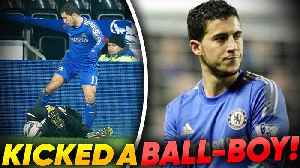 10 RIDICULOUS Reasons Footballers Were Banned! [Video]
