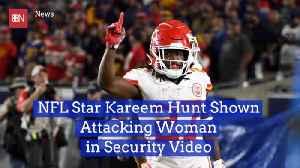 NFL Star Is Caught Attacking A Woman On Video [Video]
