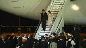China's Xi lands in Panama for first state visit [Video]