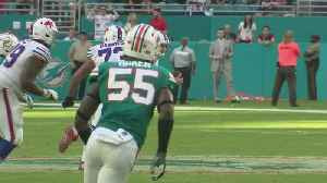 Dolphins Hold On For Win Over Buffalo To Keep Pace In AFC Playoff Race [Video]