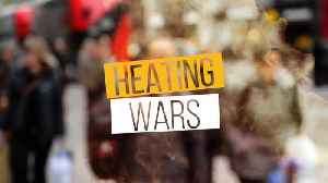 1/2 of couples have have an argument about heating [Video]