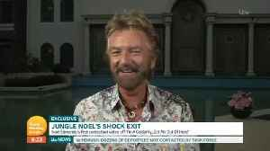 Noel Edmonds Shuts Down Piers Morgan's Questions Of 'I'm A Celebrity' Pay [Video]