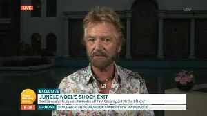 Noel Edmonds On His 'Feud' With Holly Willoughby [Video]