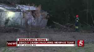 1 killed, 40 injured in bus crash carrying Memphis youth football team [Video]