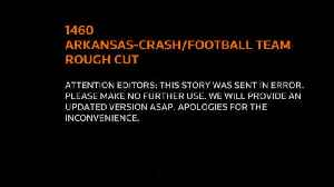 STORY WITHDRAWN: One child dead, 40 hurt in Arkansas bus crash [Video]