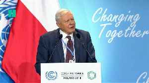 Sir David Attenborough Urges Leaders To Tackle Climate Change [Video]