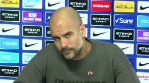 Guardiola welcomes VAR introduction [Video]