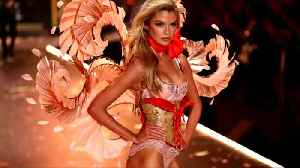 Top models hit Victoria's Secret fashion show runway [Video]