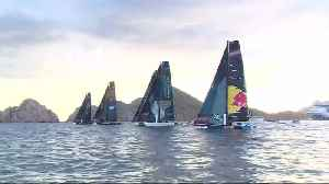 Alinghi claims Extreme Sailing Series trophy [Video]