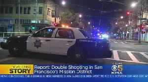 2 Reportedly Shot Overnight In San Francisco's Mission District [Video]