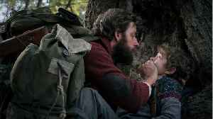 John Krasinski Talks Sequel To 'A Quiet Place' [Video]