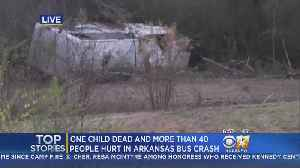 1 Dead After Bus Carrying Youth Football Team From Texas Crashes [Video]