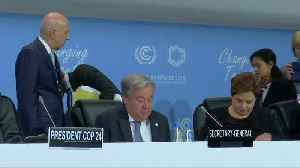 World Bank ups funds to tackle 'threat' of climate change: Attenborough's U.N. plea [Video]