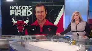Bulls Fire Coach Fred Hoiberg [Video]