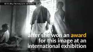 Indian girl hailed photography prodigy after winning award [Video]