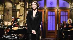 SNL Rewind: Claire Foy Hosts, Baldwin's Trump Returns, Tribute to George H.W. Bush | THR News [Video]