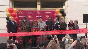 Officials Cut Ribbon Ahead Of The Met Philly's Grand Reopening [Video]